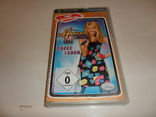 Playstation portable psp Hannah Montana-Harmony le spectacle [Essentials]