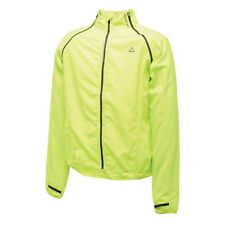 Dare2b Momentum Mens Lightweight Water-Repellent Windshell Yellow Size S
