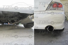 03-07 Lancer Evo 8/9 Catback/Turbo Back/Turboback Exhaust CT9A