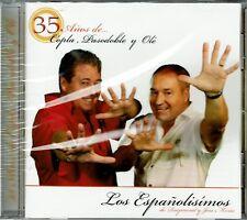 Los Espanolisimos De Raymond y Jose Maria 35 años de Copla BRAND NEW SEALED  CD