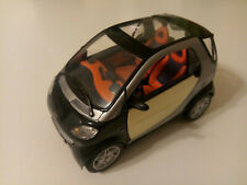MAISTO 2003 SMART CITY COUPE 2-COLOR BODY 1:18