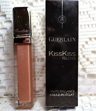 Guerlain KissKiss GLOSS 848 BROWN SUGAR LIP GLOSS FULL SIZE .2oz./6ml NEW/BOXED