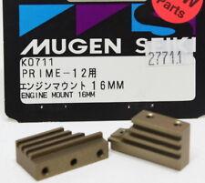 MUGEN Supports moteurs ventilés (hauteur 16 mm) 27711