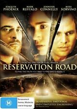 RESERVATION ROAD DVD R4 Joaquin Phoenix / Mark Ruffalo - NEW