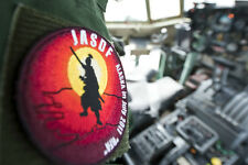 Japan Air Self-Defense Force 日本航空自衛隊 JASDF at Red Flag-Alaska hook/loop Insignia