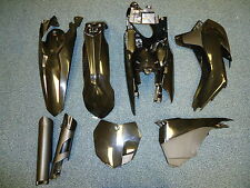 New Acerbis Plastic Kit Motocross KTM SX SXF 125/250/350/450 2013-2014 Black