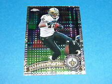 2011 Topps Chrome MARQUES COLSTON #154 XFractor New Orleans SAINTS Hofstra PRIDE