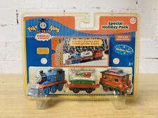 Reindeer Express With Snowglobe Train - Thomas Take Along Trains Christmas Snow