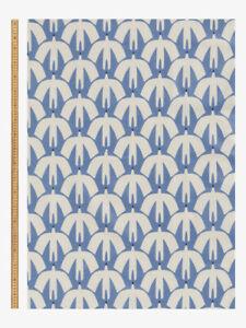John Lewis Scion Pajaro PVC Tablecloth Fabric Remnant 1m Blue