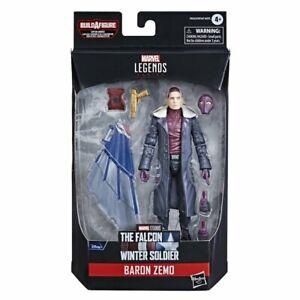 Marvel Legends Series Baron Zemo 6 Inch Action Figure