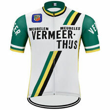 Brand New Retro Team Vermeer Thijs Gios Cycling Jersey