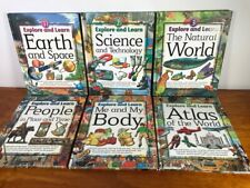 Lot of 6 Southwestern Explore and Learn Series Volumes 1-6 Like New Homeschool