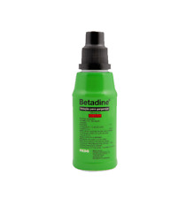 Betadine Mouthwash & Gargle Solution 125ml Antiseptic Oral Solution ( Original )