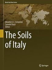 The Soils Of Italy (world Soils Book Series)