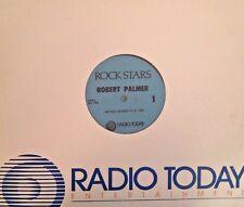 Radio Show: ROCK STARS 10/10/88 ROBERT PALMER 90 MINUTES 2 LP'S