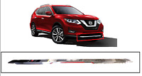 For 2017 2018 2019 2020 Nissan Rogue Front Bumper Chrome Trim Molding 620726FL0A