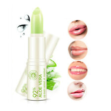 Essence Hydrating Long-Lasting Aloe Vera Lip Balm Moisture Lipstick Makeup Tool