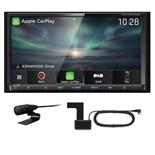 KENWOOD DNX-7190DABS Naviceiver CarPlay Android Auto Digitalradio inkl Antenne