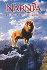 DISNEY THE CHRONICLES OF NARNIA ASLAN POSTER 22x34 NEW FREE SHIPPING