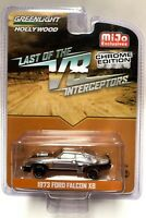 Greenlight Last of The V8 Interceptor 1973 Ford Falcon XB 1/64 Chase Car 51229