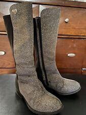 Stuart Weitzman Kids Girls Tall Boots Size 11 US