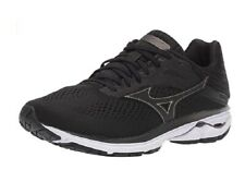 Mizuno Men's Wave Rider 23 Running Shoe, dark shadow, 11 D US