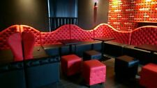 Restaurant sofa, seater, designer sofa for your interior