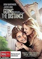 GOING THE DISTANCE Drew Barrymore, Justin Long DVD NEW