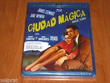 MAGIC TOWN / CIUDAD MAGICA - English Español - Bluray ALL ZONE - Precintada