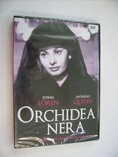 ORCHIDEA NERA - DVD SIGILLATO PAL - SOPHIA LOREN - ANTHONY QUINN