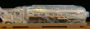 Mobil Toy Tanker Truck 1999 Credit Card Edition Coinbank Taylor Trucks (KK)