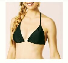 Women's Triangle Padded Top Brazilian Swimwear Bikini Swimsuit Medium FAST SHIP
