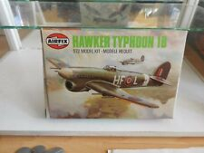 Modelkit Airfix Hawker Typhoon 1B on 1:72 in Box