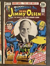 Superman's Pal Jimmy Olsen Lot of 2 #132, #141 Don Rickles Cover
