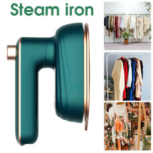 Professional Micro Steam Iron Portable Handheld Clothes Shirts Garment Steamer