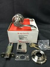 Weslock 06651-1--002D  Mansion Series Single Cylinder Handleset New
