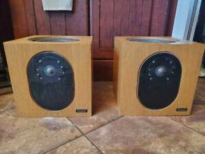 Vintage rare Allison Six Speakers audiophile mid century mcm made in USA 6