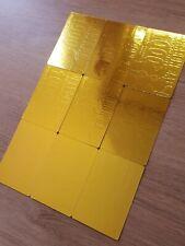 Dragon Ball fan - Custom HK Card - Set 9 cartes Memorial Gold #1 - PP Card
