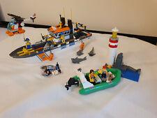 LEGO City Coast Guard 60014: Coast Guard Patrol - 100% Complete