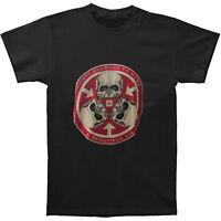 Fashion 30 Thirty Seconds to Mars Skull Sign Men T-Shirt