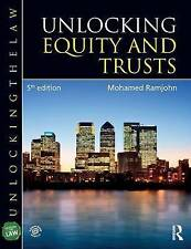 Unlocking Equity and Trusts (Unlocking the Law)-ExLibrary