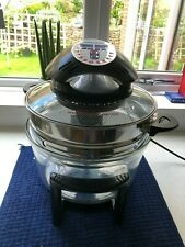 digital halogen oven 12 litres