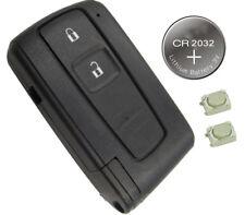 Repair Kit For Toyota Corolla Verso Prius 2 Button Smart Remote Key Fob