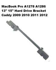 "Hard Drive Bracket HDD Caddy MacBook Pro 13"" 15"" A1278 A1286 2009 2010 2011 2012"
