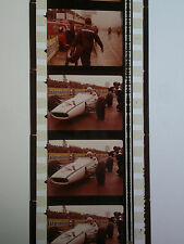 Autorennen ua. in 1966-Werbeclip: Sir Internat. (Lichtton) Negativ + Positiv