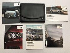 2013 BMW X3 Owner's Manual OEM User xDrive28i xDrive35i 2.0L 3.0L 2012 2014 13