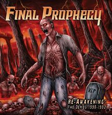 Final Prophecy - Rewakening 2018 Limited Edition Christian Vengeance Rising