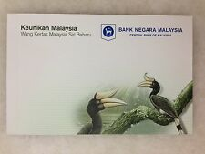 (JC) Keunikan Malaysia Set RM1 & RM5 2011 with same number AA0xxxxxx