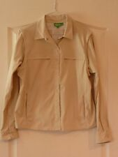 Tail Tech golf lightweight jacket Beige size large