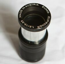 Lens for 8mm Eumig film projector Euprovar 1.3 / 13-25